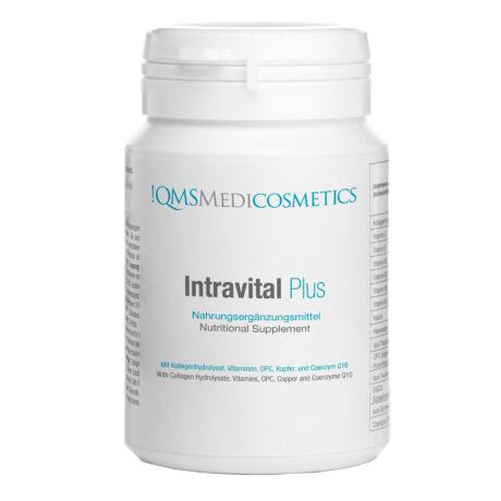 Intravital Plus - szépségkapszula B,C,E vitaminokkal, kollagénnel a gyönyörű bőrért, hajért, körömért 60db