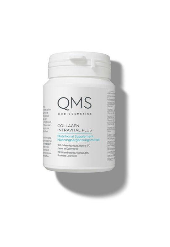 Collagen Intravital Plus Nutritional Supplement - szépségkapszula B,C,E vitaminokkal, kollagénnel a gyönyörű bőrért, hajért, körömért - 60 db