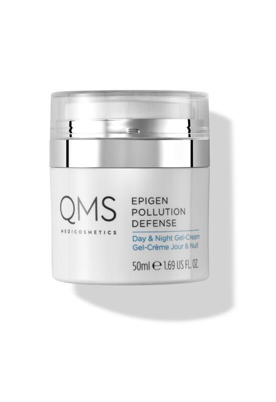 Epigen Pollution Defense Day & Night Gel Creme - Intenzíven hidratáló gél-krém - 50 ml
