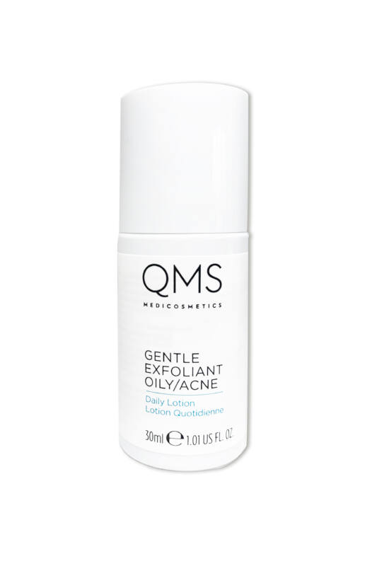 Gentle Exfoliant Oily/Acne - gyengéd hámlasztó peeling olajos, aknéra hajlamos bőrre - 30 ml